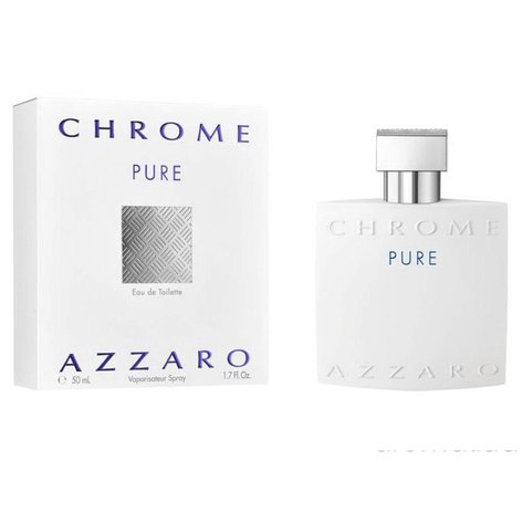 Azzaro Chrome Pure Woda toaletowa