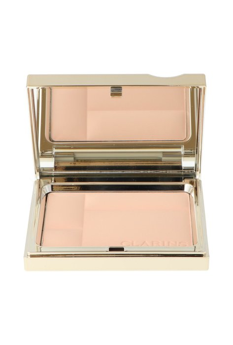 Clarins Ever Matte Shine Control Mineral Powder - 00 Transparent Opale Puder mineralny