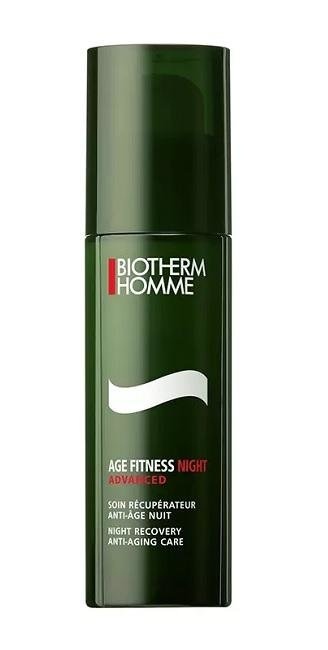 Biotherm Homme Age Fitness Night Advanced Night Recovery Anti-Aging Care Krem
