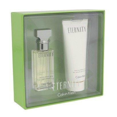 Calvin Klein Calvin Klein Eternity For Women EDP 30ml + Body Lotion Zestaw