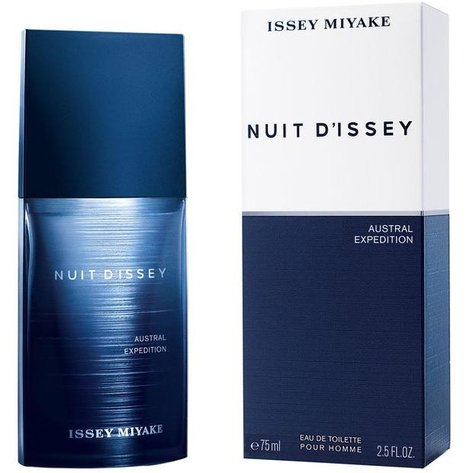 Issey Miyake Nuit D'Issey Pour Homme Austral Expedition Woda toaletowa