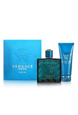 Versace Versace Eros EDT 100ml + Shower Zestaw