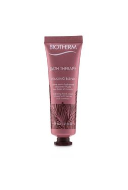 Biotherm Bath Therapy Relaxing Blend Krem do rąk