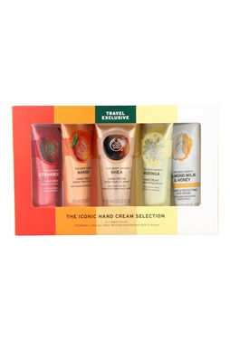 THE BODY SHOP The Iconic Hand Cream Selection Zestaw