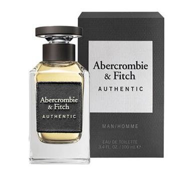 Abercrombie & Fitch Authentic Man Woda toaletowa
