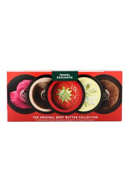 THE BODY SHOP The Original Body Butter Collection Zestaw
