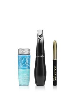 Lancome Lancome Grandiose 01 Mascara 10ml + Bi-Facil 30ml + Mini Zestaw