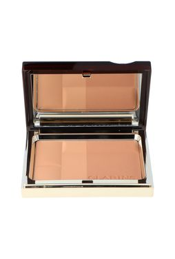 Clarins Bronzing Duo Mineral Powder Compact Puder mineralny