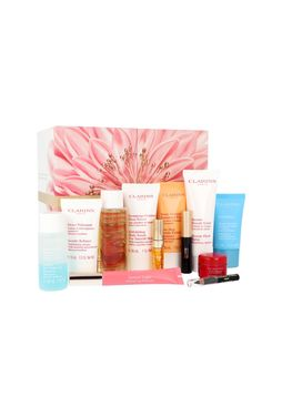 Clarins Advent Calendar 12 Days of festive beauty surprises Zestaw