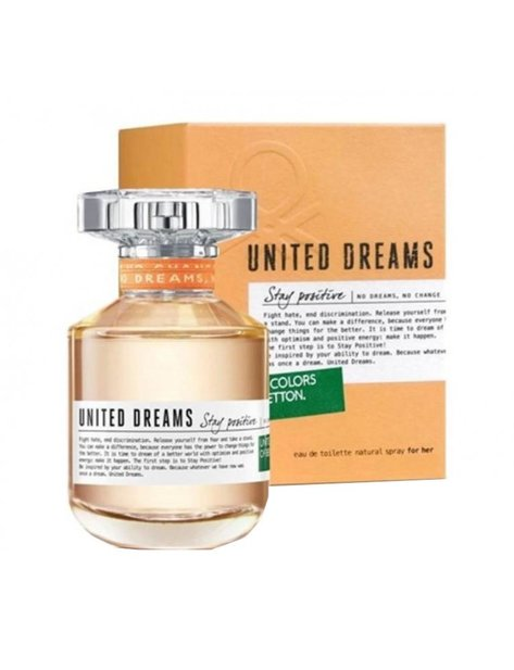benetton united dreams - stay positive