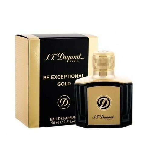 S.T. Dupont Be Exceptional Gold Homme Woda perfumowana