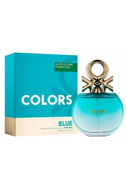Benetton Colors de Benetton Woman Blue Woda toaletowa