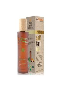 Tan Organic Self Tan Oil 100ml