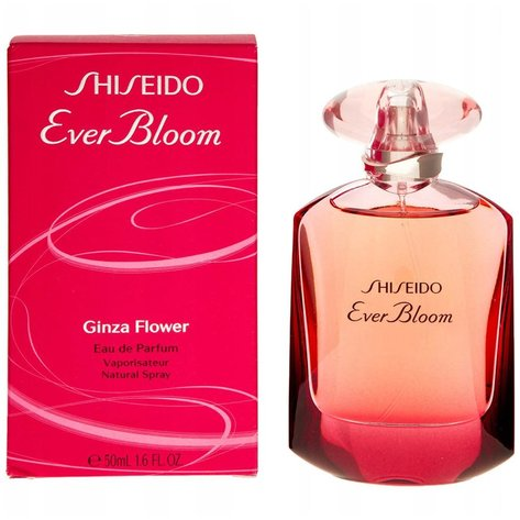 shiseido ever bloom ginza flower