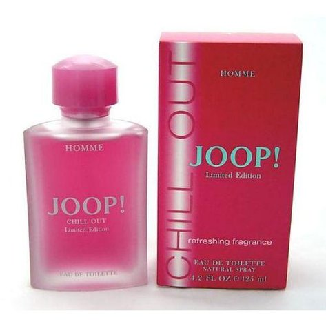Joop! Homme Chill Out Limited Edition Woda toaletowa