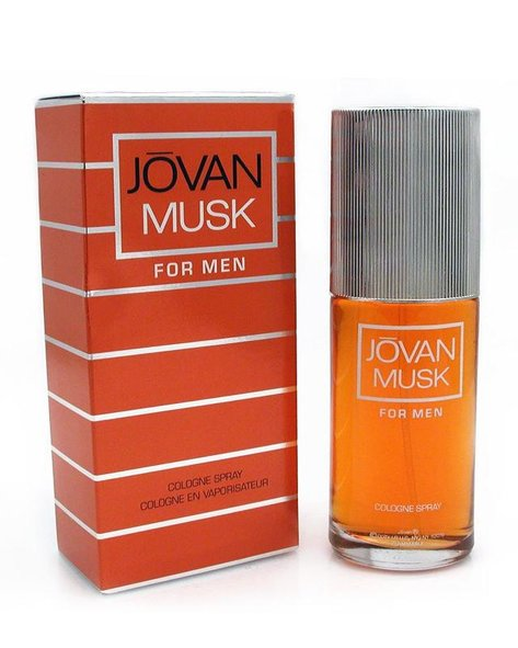 Jovan Musk For Men Woda kolońska