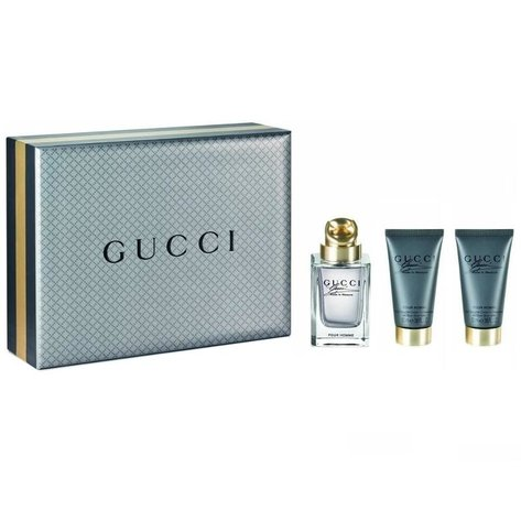 Gucci Gucci Made To Measure EDT 50ml + Shower Gel 50ml + After Zestaw