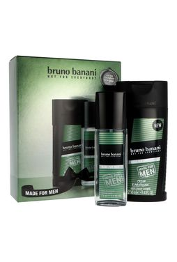 Bruno Banani Made For Men Zestaw
