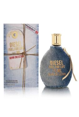 Diesel Fuel For Life Denim Collection Woda toaletowa