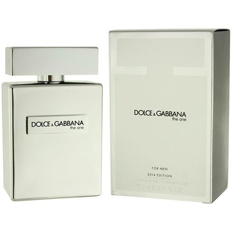 Dolce & Gabbana The One For Men Platinum Limited Edition Woda toaletowa