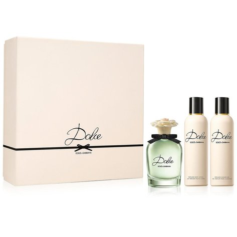 Dolce & Gabbana Dolce & Gabbana Dolce Women EDP 75ml + Shower Gel 100ml Zestaw