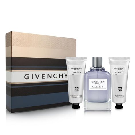 Givenchy Givenchy Gentlemen Only EDT 100ml + After Shave Balm 75ml Zestaw