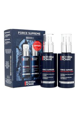 Biotherm Homme Force Supreme Youth Architect Serum Zestaw