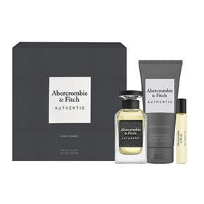 Abercrombie & Fitch Authentic Man Zestaw
