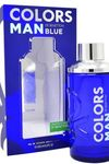 Benetton Colors de Benetton Man Blue Woda toaletowa 100 ml