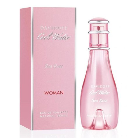 Davidoff Cool Water Woman Sea Rose Woda toaletowa