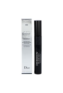 Dior Diorshow Black Out Waterproof 099 Noir Tusz do rzęs