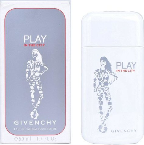 Givenchy Play In The City For Her Woda perfumowana