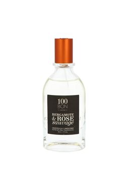 100 Bon Bergamote & Rose Sauvage Concentre Refillable Woda perfumowana