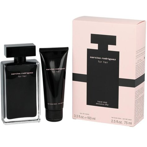Narciso Rodriguez For Her Zestaw