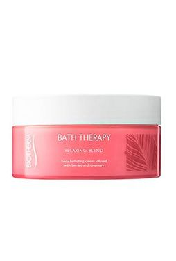 Biotherm Bath Therapy Relaxing Blend Body Hydrating Cream Baslam