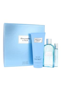 Abercrombie & Fitch First Instinct Blue Zestaw