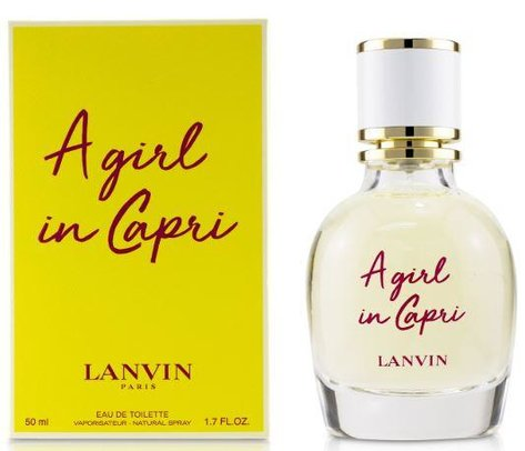 Lanvin A Girl In Capri Woda toaletowa