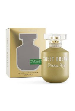Benetton United Dreams Big Sweet Dreams Woman Woda toaletowa