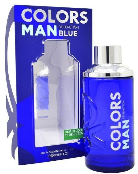 Benetton Colors de Benetton Man Blue Woda toaletowa