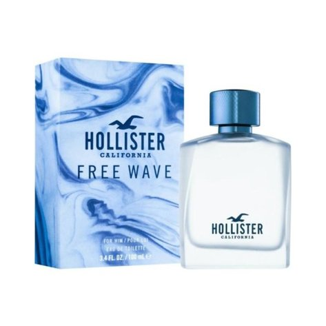 Hollister Free Wave For Him Woda toaletowa