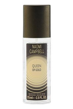 Naomi Campbell Queen Of Gold Dezodorant