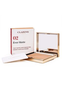 Clarins Ever Matte Shine Control Puder mineralny