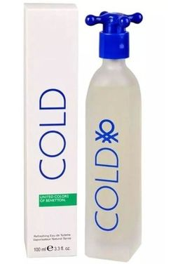 Benetton Cold Woda toaletowa