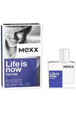 Mexx Life Is Now For Him Woda toaletowa