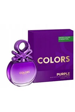 Benetton Colors de Benetton Woman Purple Woda toaletowa