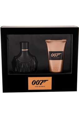 James Bond 007 For Women Zestaw