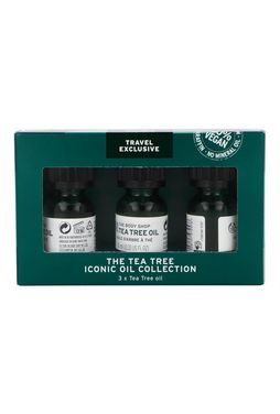 THE BODY SHOP The Tea Tree Iconic Oil Collection Zestaw