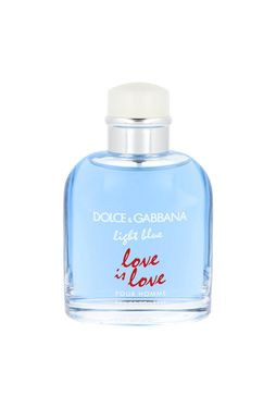 Dolce & Gabbana Light Blue Love Is Love Pour Homme Woda toaletowa