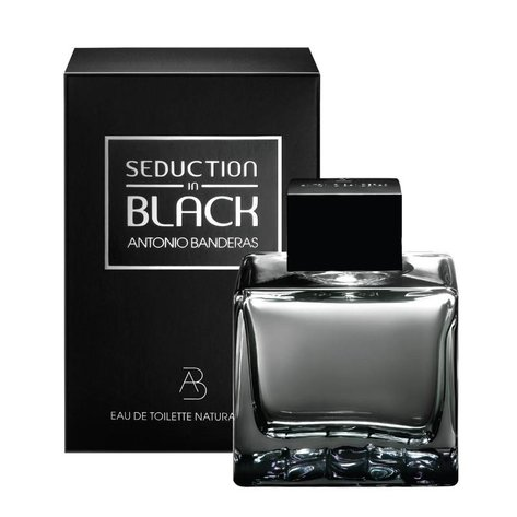Antonio Banderas Seduction In Black Woda toaletowa
