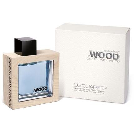Dsquared He Wood Ocean Wet Wood Woda toaletowa